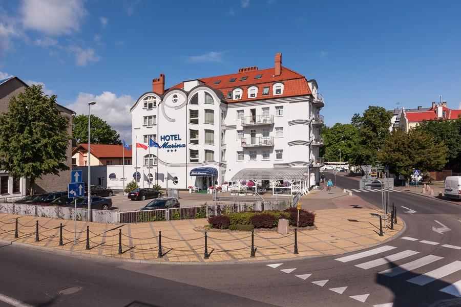 Hotel Marina *** - Międzyzdroje / fot. T.Stolz